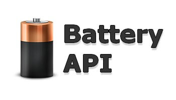 Battery API - Low charge notification