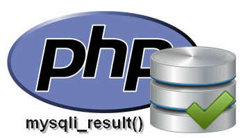 Create PHP alternative for mysql_result in MySQLi